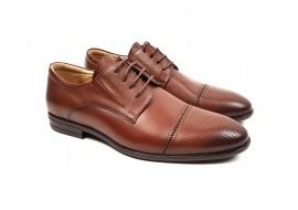 Pantofi barbati eleganti din piele naturala SIR Maro SIR073MARO