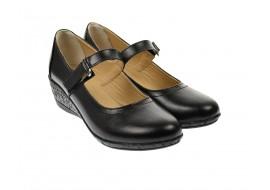 Pantofi dama casual din piele naturala foarte comozi - P38NTPN