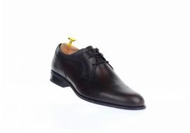 Pantofi barbati office, eleganti din piele naturala SIR020GML