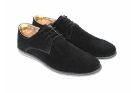 Pantofi casual - sport barbati din piele naturala intoarsa 881TENVELN