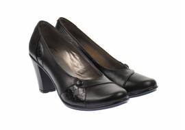 Oferta marimea 36 - Pantofi dama piele naturala, eleganti - Made in Romania  LPHP3NBOX10