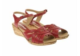 Oferta marimea 37 - Sandale dama din piele naturala  - LS3R