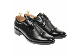 Pantofi dama casual din piele naturala - P10LACNBOX