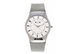 Ceas de mana dama elegant, argintiu Matteo Ferari - MF6801SILVER