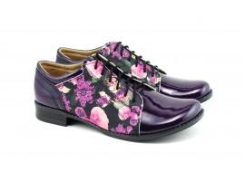 Lichidare marimea 35, 39, 40 Pantofi dama casual din piele naturala - LBOBMOV
