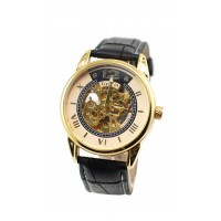 Ceas barbati automatic, business, elegant GOER  GLXGOLD