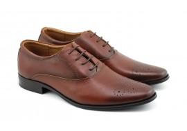 Pantofi barbati eleganti din piele naturala STEFI MARO
