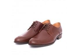 Pantofi eleganti din piele naturala VIC3260