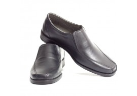 Lichidare marimea 43 Pantofi barbati eleganti din piele naturala LVIC850