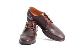Pantofi barbati eleganti din piele naturala VIC770