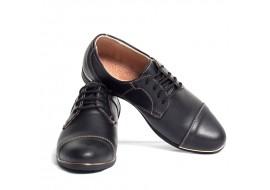 Oferta marimea 40 Pantofi casual pentru dama din piele naturala LVIC620