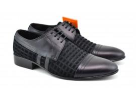 Pantofi barbati eleganti din piele naturala - 032NCOMB