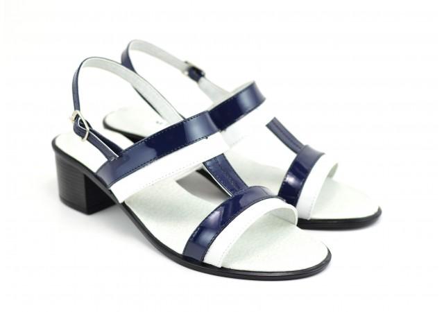 Sandale dama din piele naturala - S7ABL