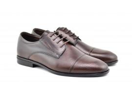 Pantofi barbati eleganti din piele naturala SIR Milenium SIR073ML