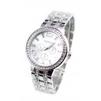 Ceas dama elegant Geneva Silver GNV1432