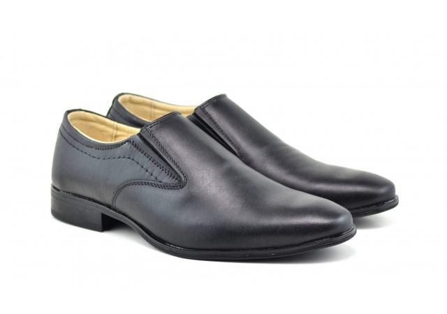 Pantofi barbati eleganti, cu elastic - Lucianis P21NELST