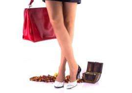 Pantofi dama din piele naturala lacuita cu ziar toc 7cm - NAA8B
