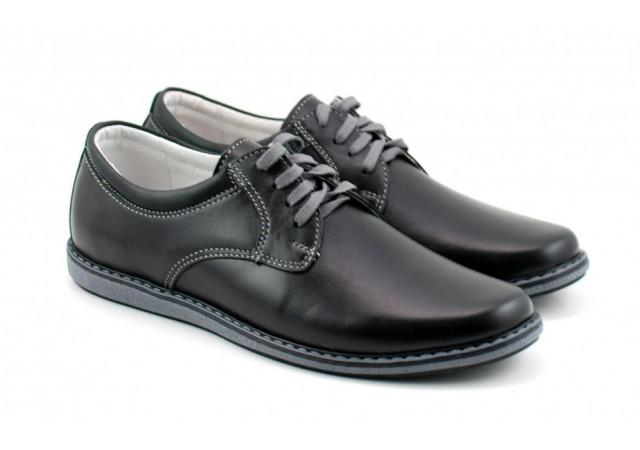 Pantofi casual - sport barbati din piele naturala PH339NG
