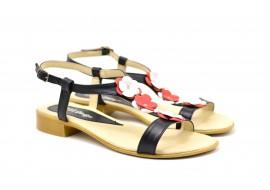 Sandale dama din piele naturala - SCORANAR