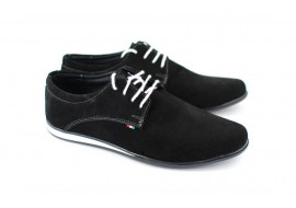 Pantofi barbati sport - casual din piele naturala TENNVEL