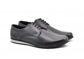 Pantofi barbati sport - casual din piele naturala TENBOXN