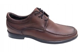 Pantofi barbati eleganti din piele naturala  - BVS19