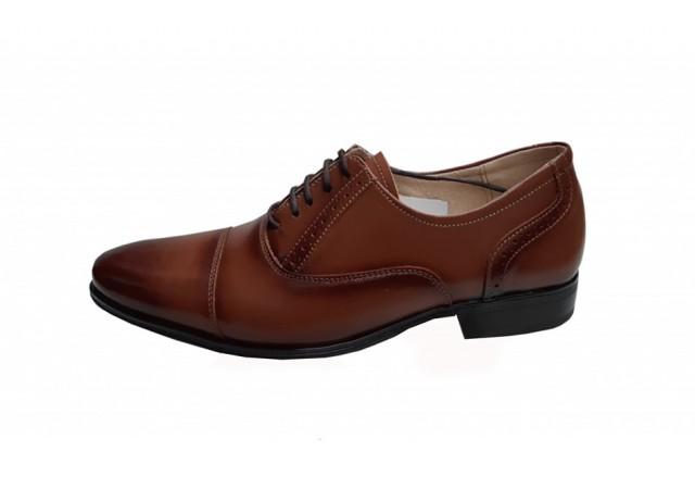 Pantofi eleganti barbati din piele naturala - 893MD