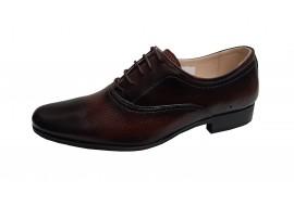 Pantofi eleganti din piele naturala - 886M