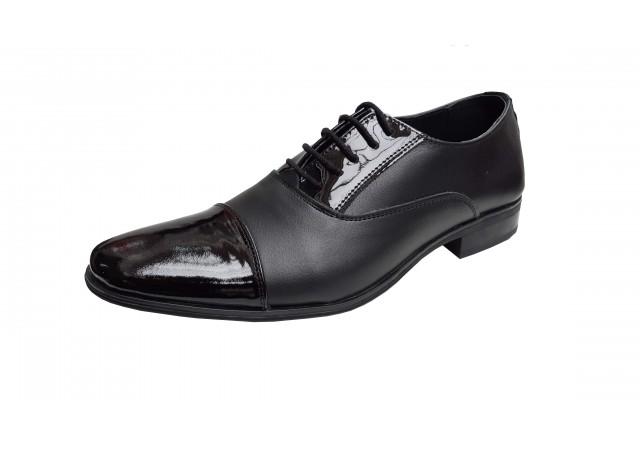 Lichidare marimea 41 Pantofi eleganti din piele naturala - LSTEFN