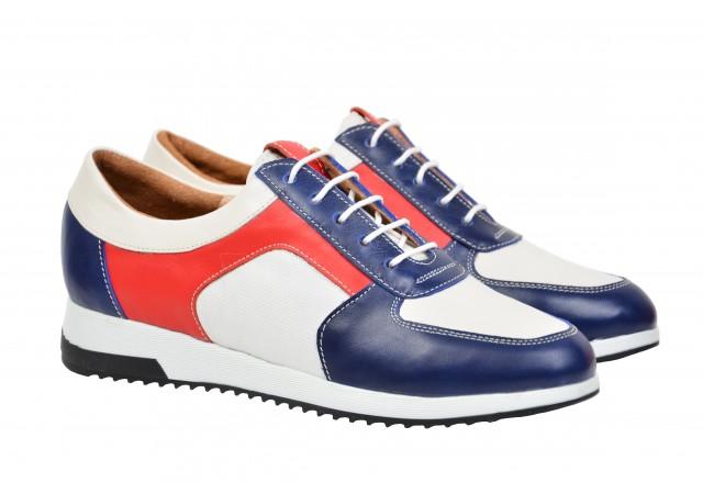 Pantofi sport comfortabili de dama din piele naturala - PS820