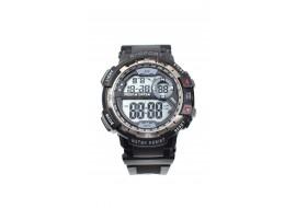 Ceas de mana barbati sport, cu sistem digital negru - MF8002N