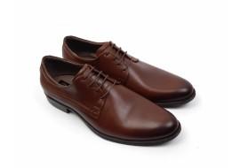Pantofi barbati eleganti din piele naturala maro - SIR769SM