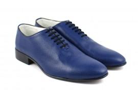 Pantofi barbati eleganti din piele naturala - cod STD35BLP
