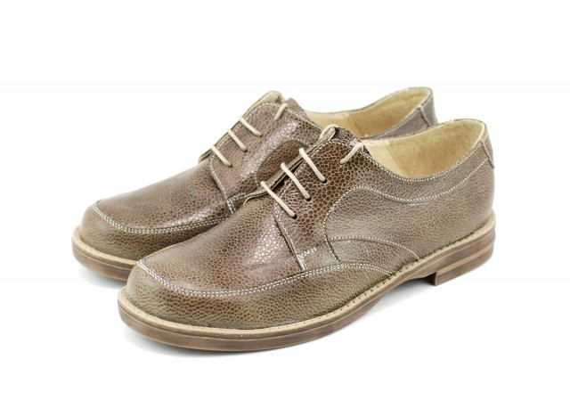 Pantofi dama casual din piele naturala - Made in Romania ROVI26MDL