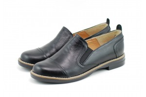 Pantofi dama casual din piele naturala - Made in Romania ROVI30N