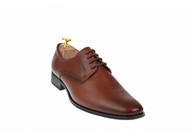 Pantofi barbati eleganti din piele naturala 2018SM