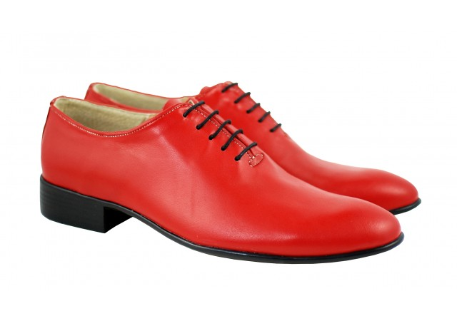 Pantofi barbati eleganti, din piele naturala ENZO R