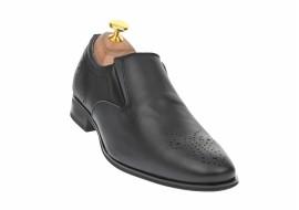 Pantofi barbati eleganti din piele naturala, cu elastic - 889N