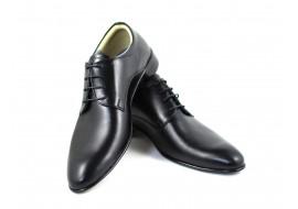Pantofi barbati eleganti din piele naturala - ENZO CLASS 2018