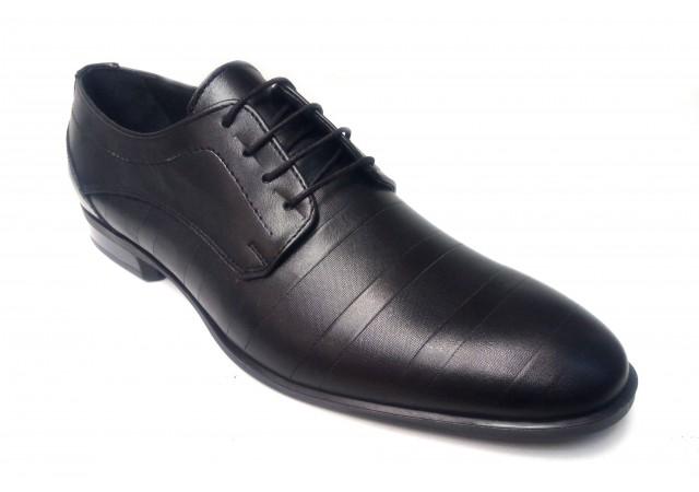 Pantofi barbati eleganti din piele naturala NEVO740N