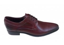 Pantofi barbati eleganti din piele naturala maro - Model MARCOS