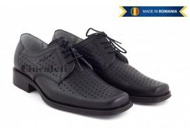 Pantofi barbati eleganti din piele naturala POMPIERI - 325N