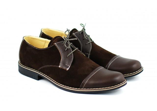 Pantofi barbati casual, eleganti din piele naturala - P34MM