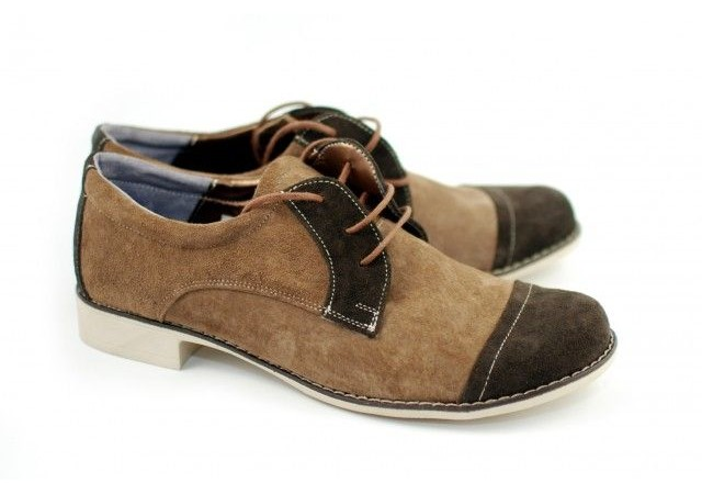 Pantofi dama piele naturala casual P10