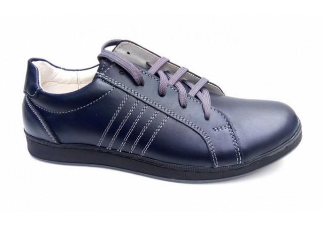 Pantofi barbati sport - casual din piele naturala ADTIMBL