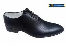 Pantofi barbati eleganti din piele naturala - cod STD35NP