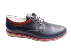 Pantofi sport barbati din piele naturala PH339MBL