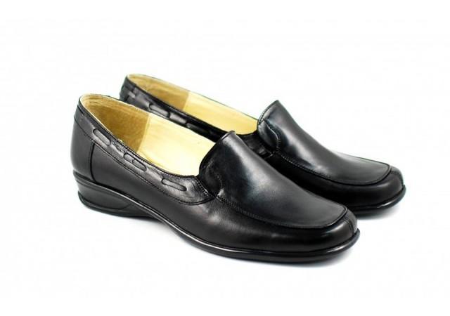 Oferta marimea 36, 38 Pantofi dama casual din piele naturala, foarte comozi - Made in Romania P1N