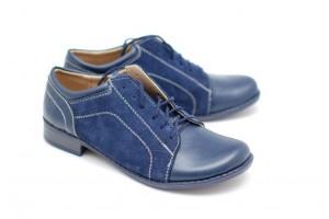 Pantofi dama casual din piele naturala - BOBBLBOXVEL