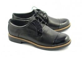 Oferta marimea 38 - Pantofi dama,  din piele naturala,  Rovi  -  LP10KATI